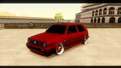 Volkswagen Golf GTI Mk2 for GTA San Andreas