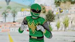Power Rangers Ninja Storm - Green for GTA San Andreas