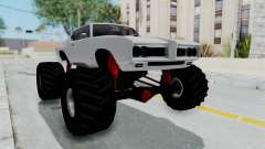 Pontiac GTO 1968 Monster Truck for GTA San Andreas