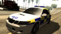 SAAB 9-2 Aero Turbo Generic UK Police