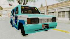 Toyota Kijang Grand Extra Itasha for GTA San Andreas