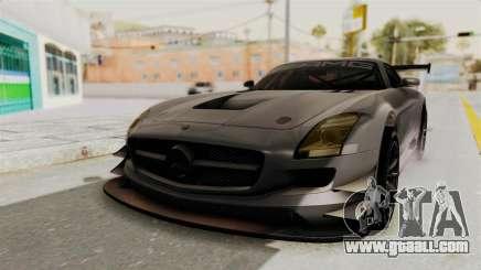 Mercedes-Benz SLS AMG GT3 PJ1 for GTA San Andreas