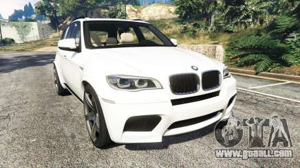 BMW X5 M for GTA 5