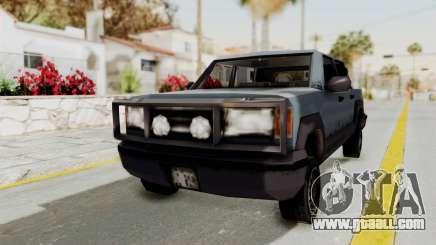 GTA 3 Cartel Cruiser for GTA San Andreas