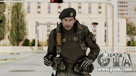Battery Online Soldier 2 for GTA San Andreas