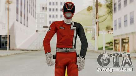 Power Rangers S.P.D - Red for GTA San Andreas