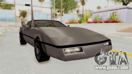 Beta VC Banshee for GTA San Andreas