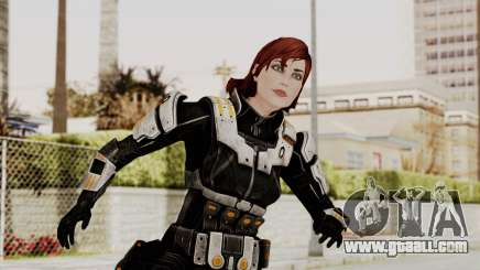 Mass Effect 3 Female Shepard Ajax Armor for GTA San Andreas