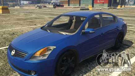 Nissan Altima 3.5SE for GTA 5