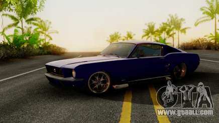 Ford Mustang Fast_back for GTA San Andreas