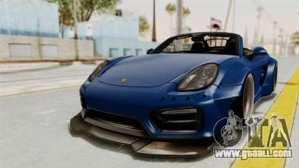 Porsche Boxster Liberty Walk for GTA San Andreas
