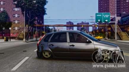 Lada Kalina for GTA 4