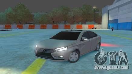 Lada Vesta for GTA 4
