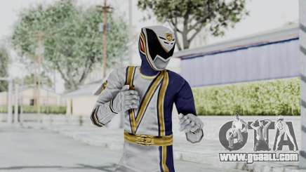Power Rangers S.P.D - Omega for GTA San Andreas