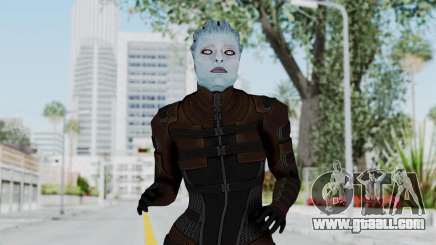 Mass Effect 2 Monrith for GTA San Andreas