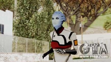 Mass Effect 2 Rana Thanoptis for GTA San Andreas