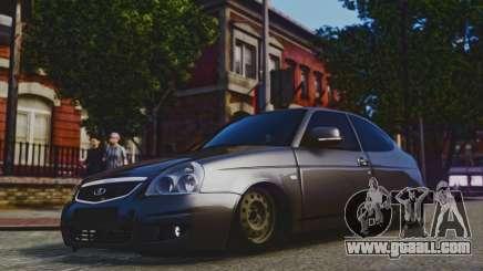 Lada Priora Coupe for GTA 4