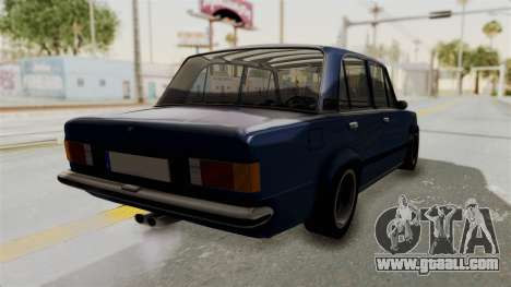Seat 124 2000 for GTA San Andreas left view