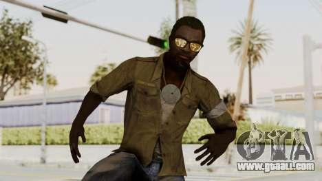 Far Cry 3 - Dennis Rogers for GTA San Andreas