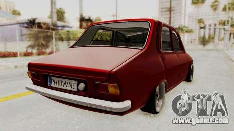 Dacia 1310 WNE for GTA San Andreas left view