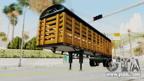 Trailer de Estacas for GTA San Andreas