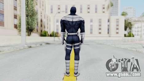 Marvel Future Fight - Bullseye for GTA San Andreas third screenshot