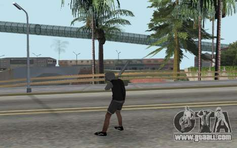 New bum for GTA San Andreas third screenshot