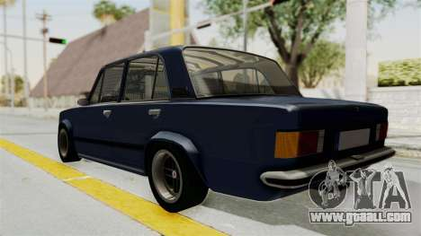 Seat 124 2000 for GTA San Andreas right view