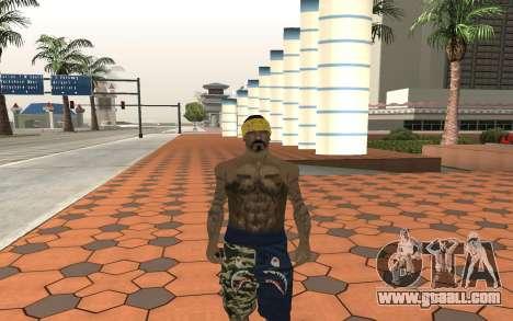 Los Santos Vagos Gang Member for GTA San Andreas
