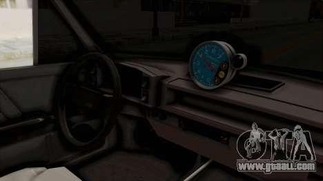 Fiat 128 De Picadas for GTA San Andreas inner view