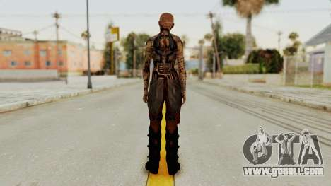 Mass Effect 2 Jack for GTA San Andreas third screenshot