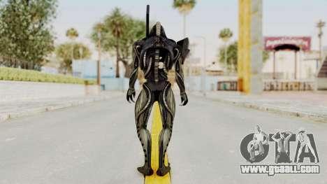 Mass Effect 2 Legion for GTA San Andreas third screenshot