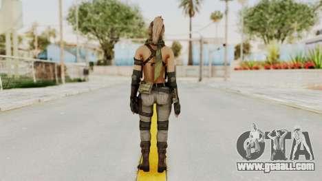 Victoria Kanayeva from Phantomers for GTA San Andreas third screenshot