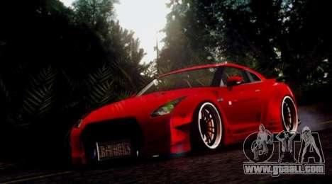 Cry ENB V4.0 SAMP NVIDIA for GTA San Andreas forth screenshot