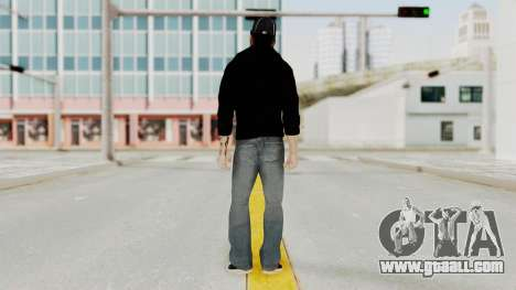 Da Kurlz for GTA San Andreas third screenshot