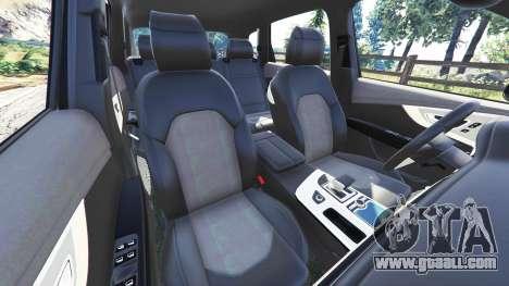 GTA 5 Audi Q7 2015 [rims1] right side view