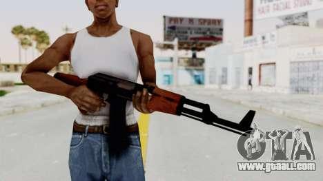 Liberty City Stories AK-47 for GTA San Andreas