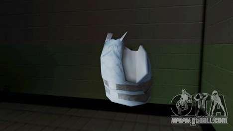 Metal Slug Weapon 2 for GTA San Andreas second screenshot