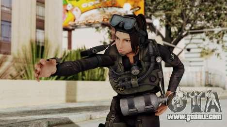Counter Strike Online 2 - Lisa for GTA San Andreas