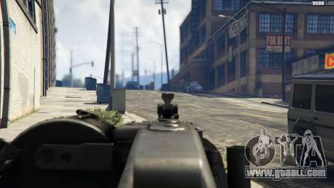 GTA 5 MG-42 fifth screenshot