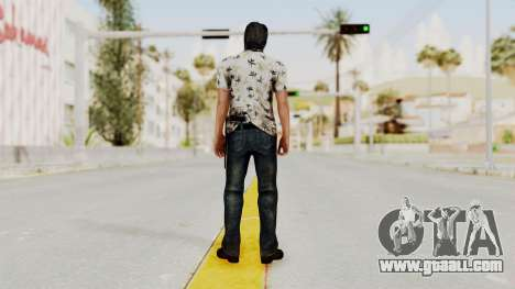 Far Cry 3 - Buck for GTA San Andreas third screenshot