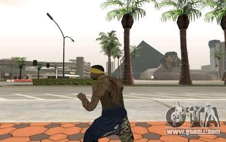Los Santos Vagos Gang Member for GTA San Andreas third screenshot