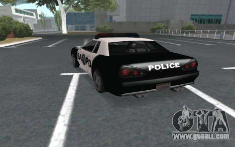 Elegy SAPD for GTA San Andreas