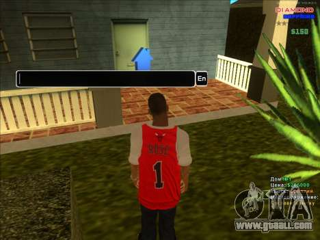 Chequer homes for ARP for GTA San Andreas forth screenshot