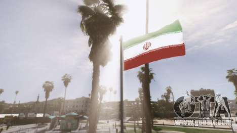 GTA 5 Iranian Flag fourth screenshot