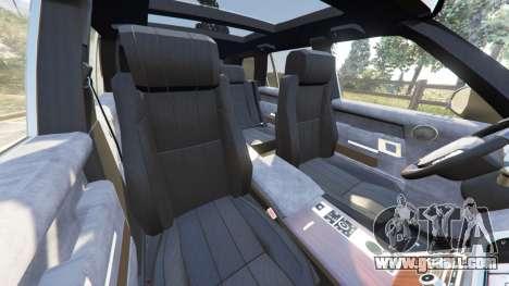 Range Rover (L405) Vogue 2013 for GTA 5