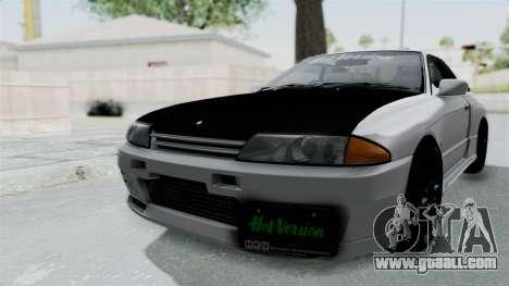 Nissan Skyline BNR32 Hot Version for GTA San Andreas