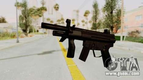 Liberty City Stories SMG for GTA San Andreas