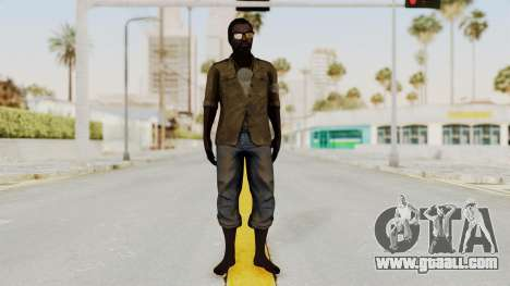 Far Cry 3 - Dennis Rogers for GTA San Andreas second screenshot