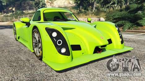 Radical RXC Turbo for GTA 5